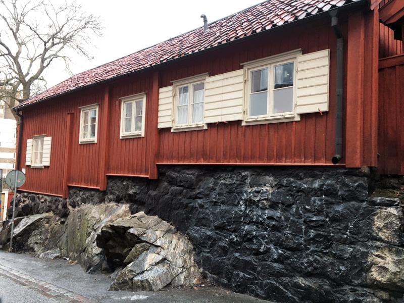 DU BOIS A STOCKHOLM