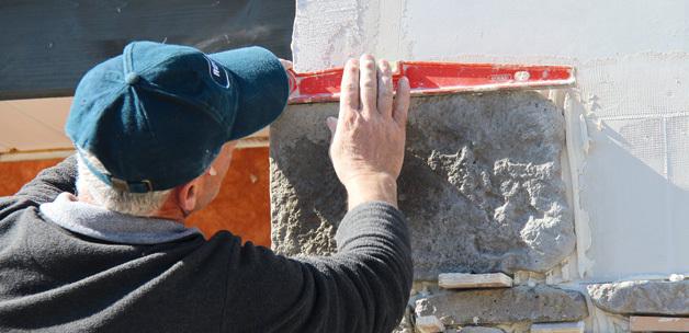 Formation Réaliser une ITE en parement pierres ou briques sur murs maçonnés et ossature bois