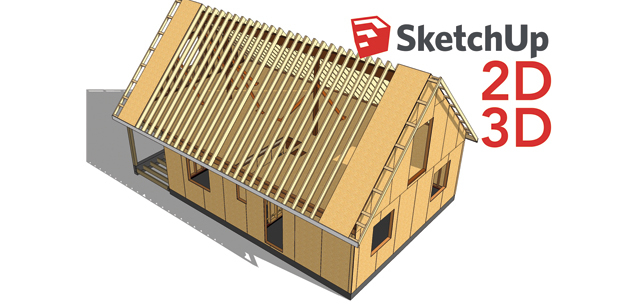 Formation sketchup 3d apprendre facilement dessiner for Application dessin 3d