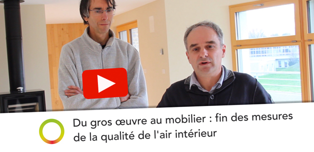 Du gros uvre au mobilier fin des mesures de la qualit for Mesure qualite air interieur