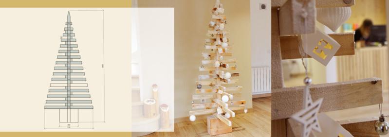 Fabriquer un Sapinde Noel… à partir du mécano MOB