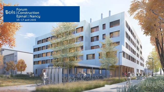 Forum Bois Construction de Nancy : bénéficiez de conditions préférentielles avec Bois PE