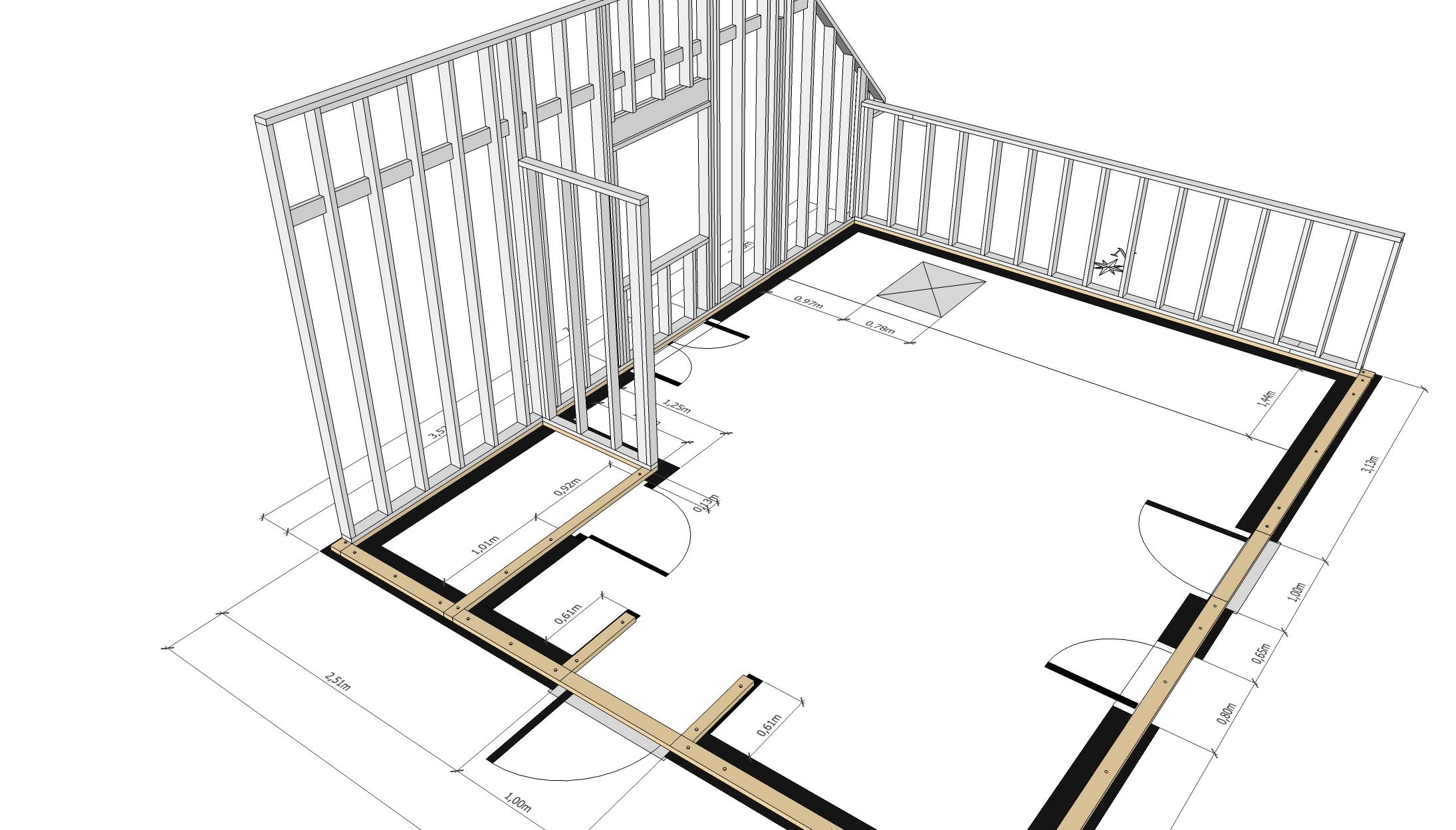 Dtu maison ossature bois avie home for Construction en bois livre