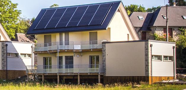 Formation Maison positive et transition énergétique  les applications en con