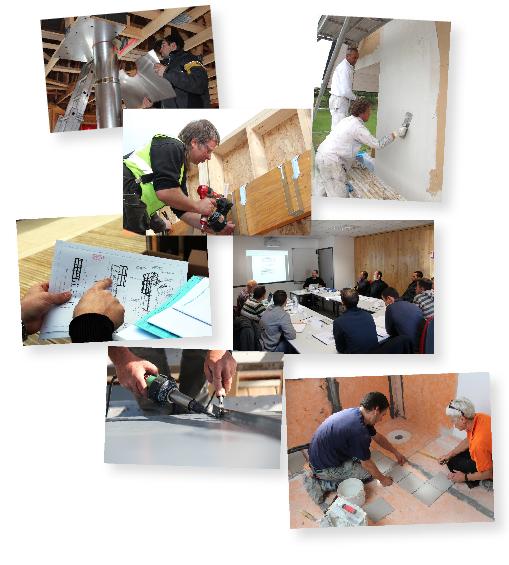 Construction bois et performance énergétique : un nouvel outil national à Égletons