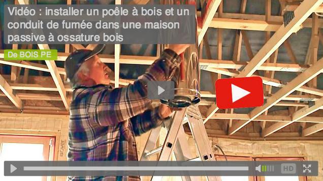 Poêles à bois nouvelle génération : trois bûches suffisent !