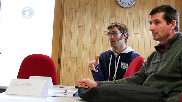 La première journée de formation des futurs formateurs Bois PE a permis à chacun de s'exprimer et échanger au cœur même du centre d'Egletons.