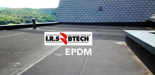 Formation Etanchéité membrane EPDM des toitures terrasses sur élément porteur en bois