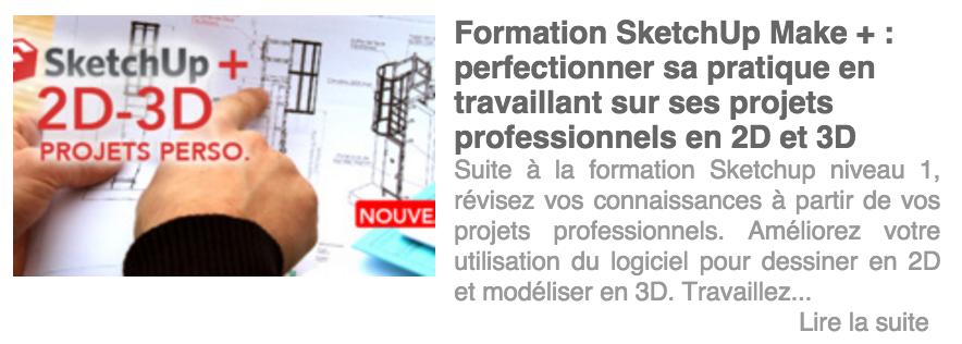 Gratuit et facile, Skecthup est le logiciel 3D préféré des entreprises