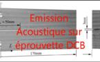 SUIVI DE FISSURATION PAR EMISSION ACOUSTIQUE