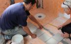 Formation Réaliser un carrelage et une douche à l'italienne sur plancher bois