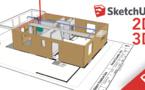 Formation SketchUp Niveau 2 : Maîtriser plus de fonctions et d'outils