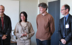 Comportement thermo-hydrique des enveloppes hygroscopiques : Dalel Medjelekh soutient sa thèse