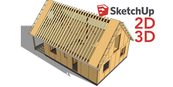 Formation SketchUp Make : dessiner facilement en 2D et 3D pour mieux vendre et fabriquer