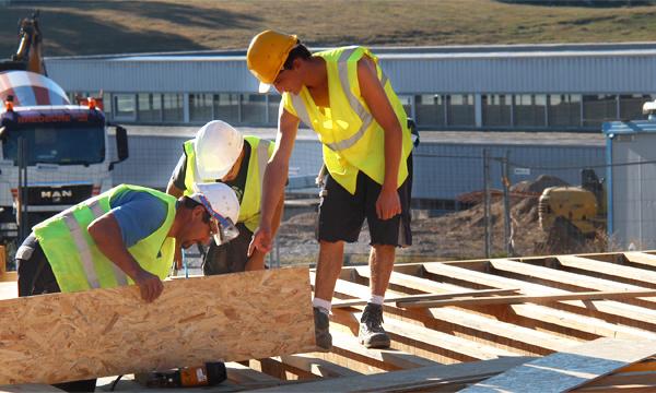 Communiqu s et dossiers de presse de bois pe bois pe for Formation construction bois