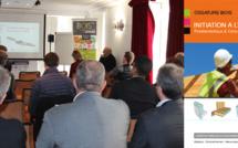 Conférence de presse : DU NOUVEAU DANS LA CONSTRUCTION A OSSATURE BOIS
