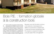 Wood Surfer : Bois PE, formation globale à la construction bois