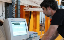 Résistance mécanique d'une poutre en lamellé collé : de la déformation à la rupture