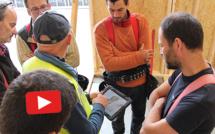 Ossature bois : le numérique au service de la formation des pros du bâtiment