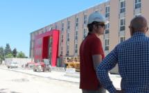 Avec la construction tridimensionnelle, le bois offre de nouvelles possibilités pour les logements étudiants