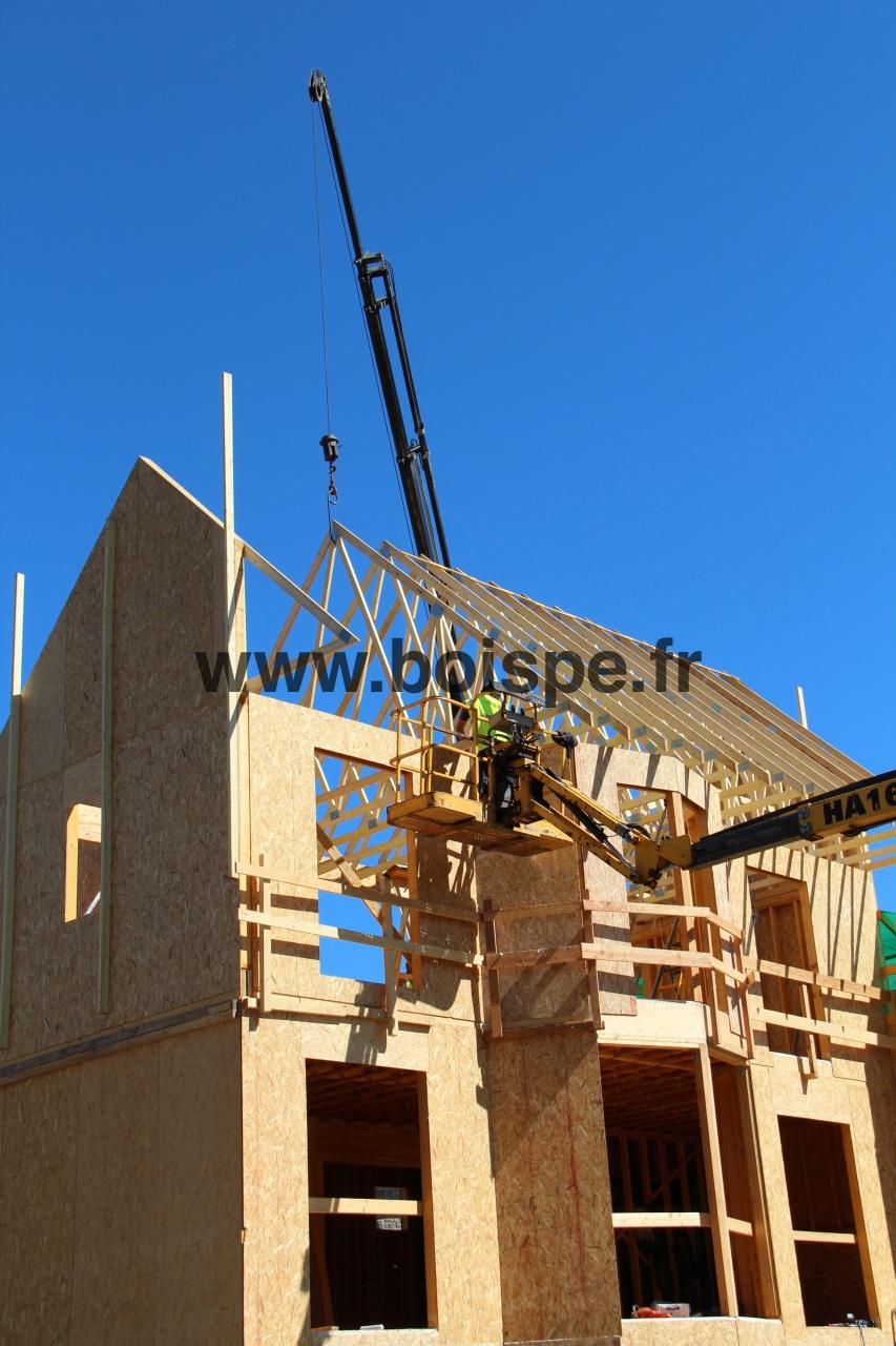 Formation OSSATURE BOIS Les fondamentaux pour construire et agrandir Module 1 # Formation Construction Bois