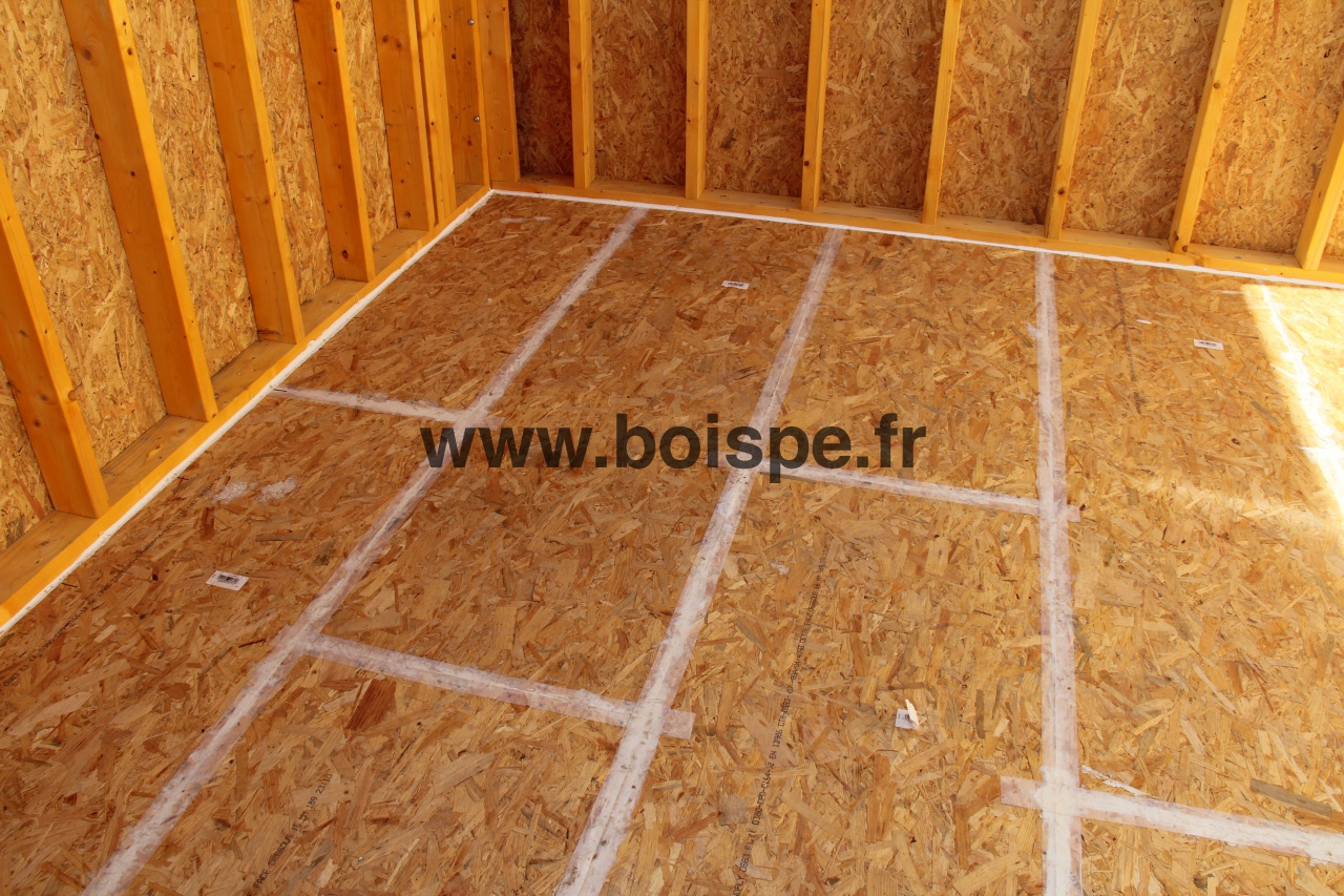 Vid o poser un carrelage et une douche l 39 italienne sur - Sous couche carrelage pour plancher bois ...