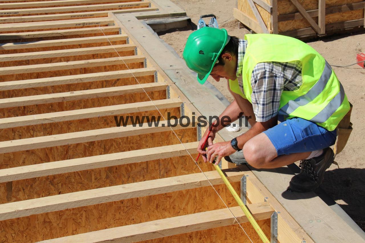 Formation l 39 ossature bois en zone sismique les solutions for Formation construction bois