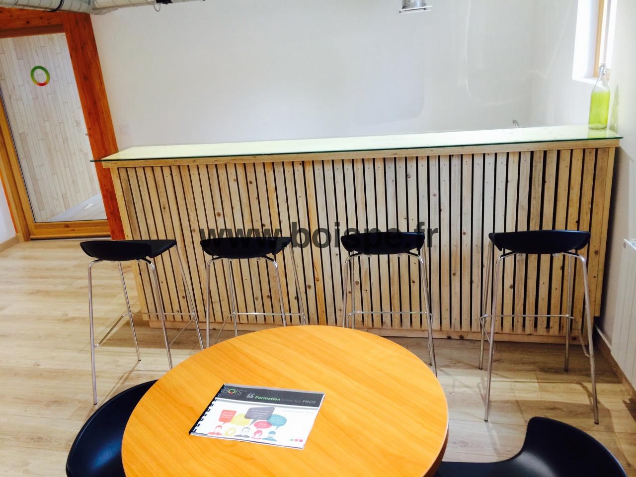 Fabriquer Un Bar En Bois bar-bois-pe2 | fabriquer un bar très design à partir d