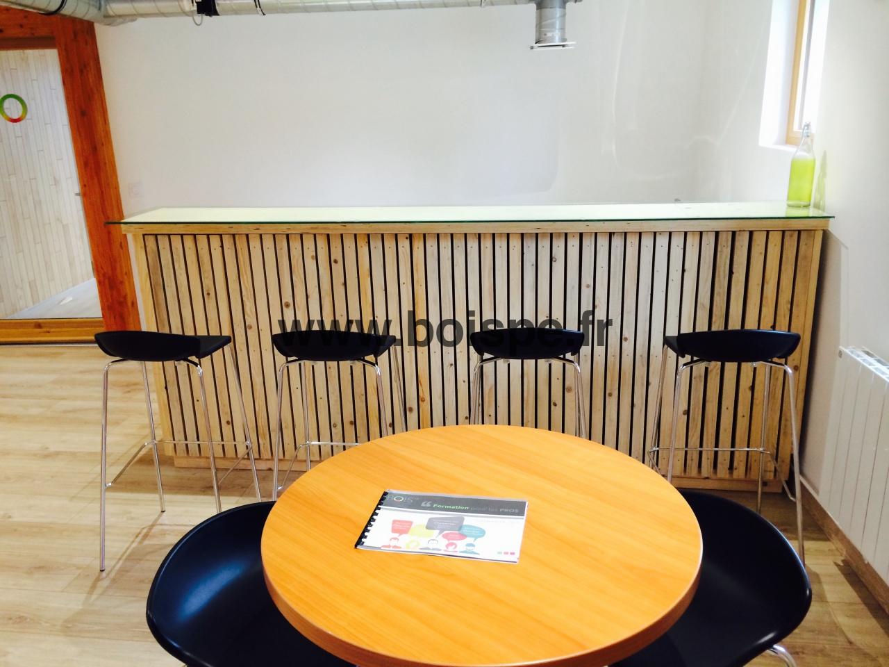 construire un bar en bois cool emouvant desserte a vendre fabriquer un bar en bois de palette. Black Bedroom Furniture Sets. Home Design Ideas